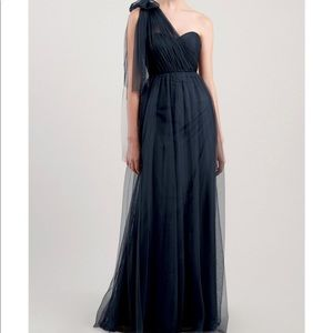 Jenny Yoo Annabelle Gown (Navy)